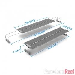 Comprar Pantalla LED MaxSpect R420R-175 para agua dulce online en Barcelona Reef