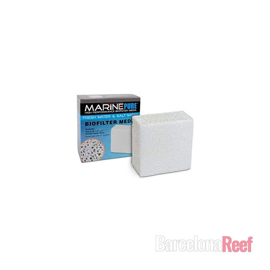 Medio filtrante MarinePure PLATE