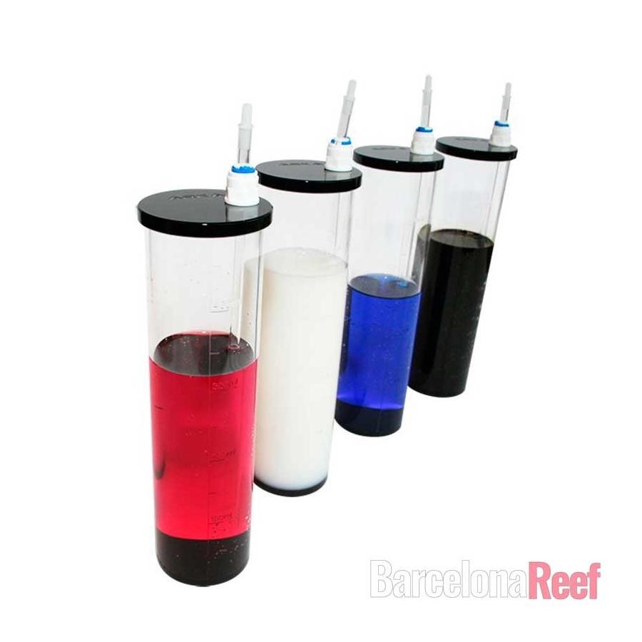 Depósitos Acrílicos (4 unidades) Microbe-Lift
